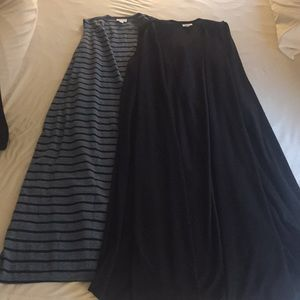 LulaRoe Joy lot 2 vests